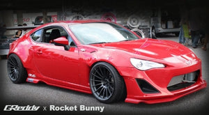 Rocket Bunny Wide-Body Aero Kit w/ GT Wing - Scion FR-S