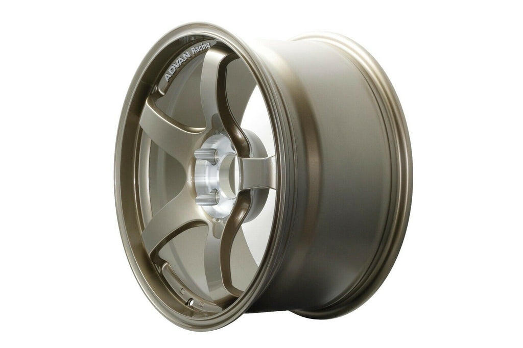 Advan TCIII ( TC3 ) Wheel 18x9.5 / 5x114.3 / Offset +45 Bronze