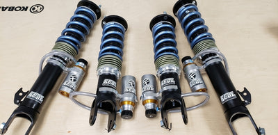 Feal 442 Coilover Kit for Nissan 370Z Z34
