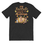 Favorite Color Is Autumn Favorite Tee