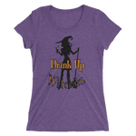 Drink Up Fitted Girlie Tee