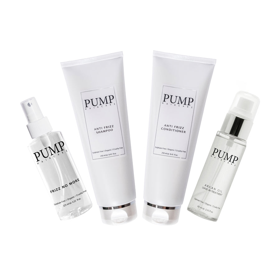 Pump Anti Frizz Pack