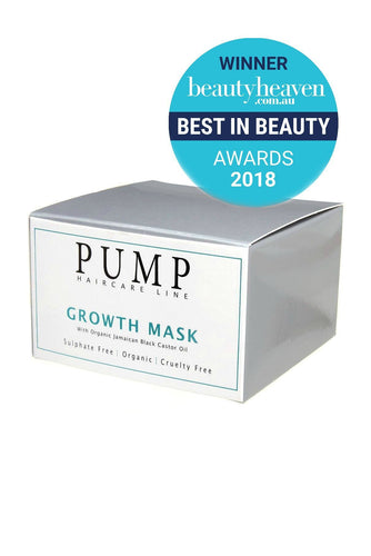 Pump Hair Growth Mask