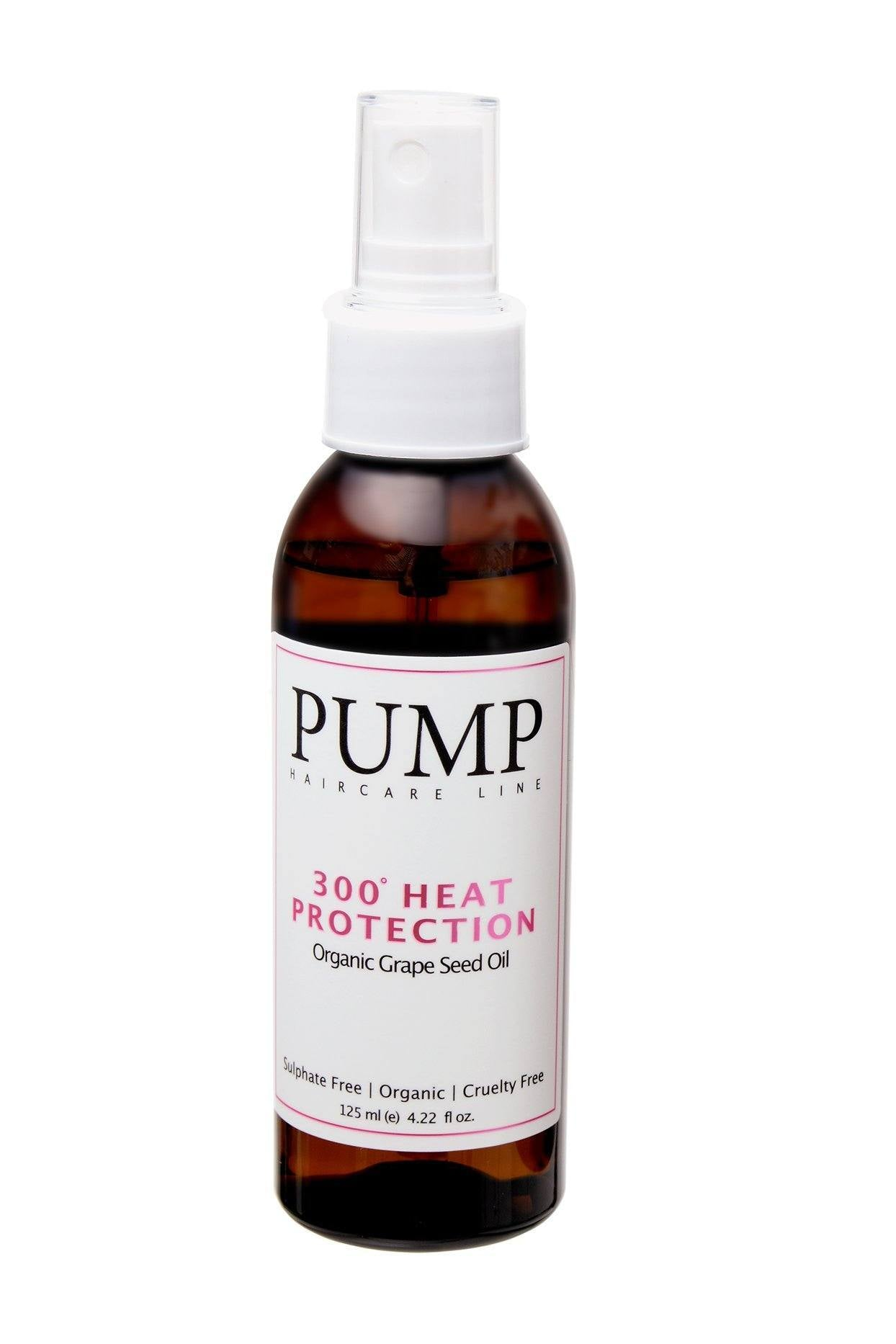 Pump 300° Heat Protection