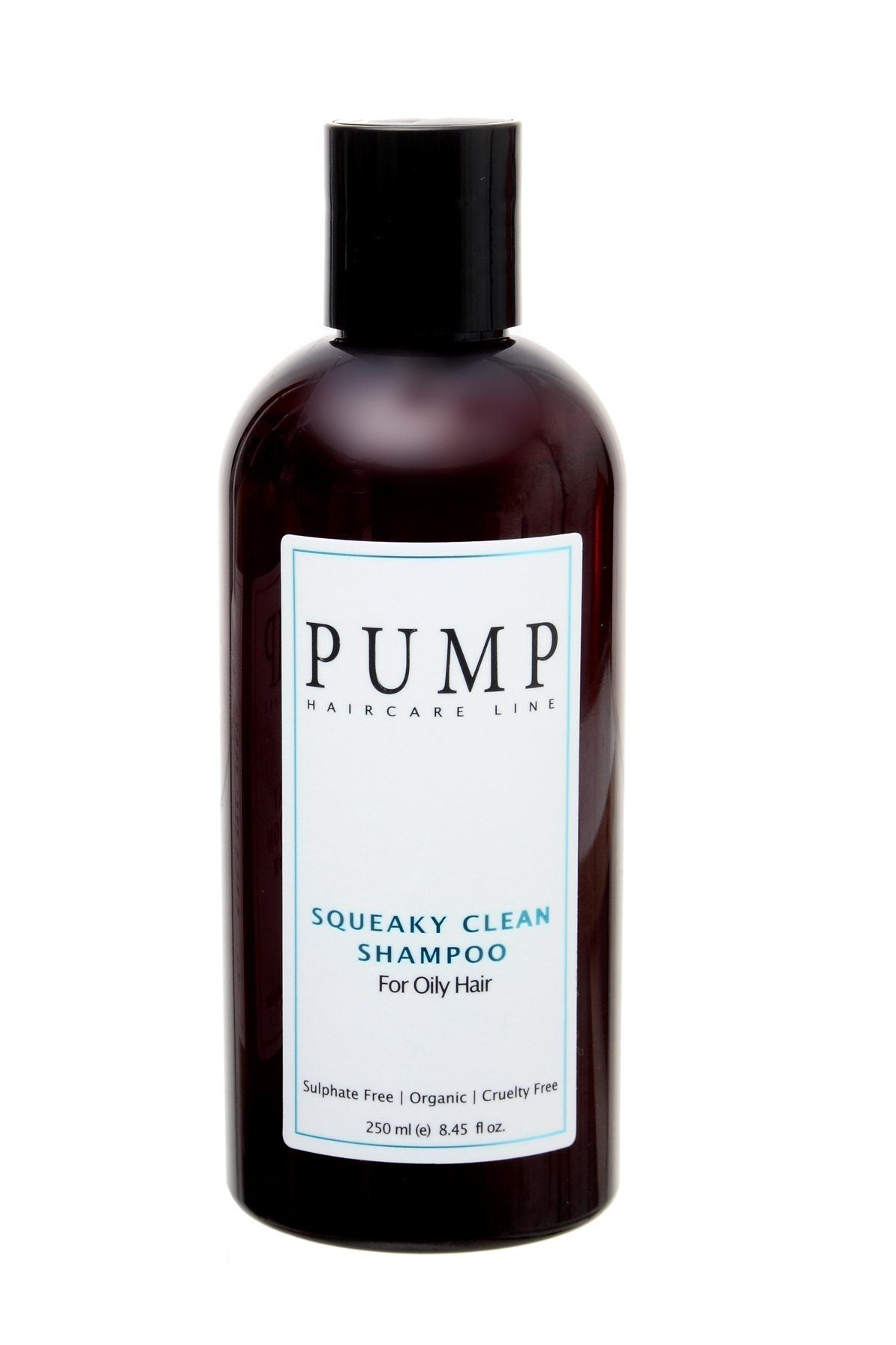 Pump Squeaky Clean Shampoo