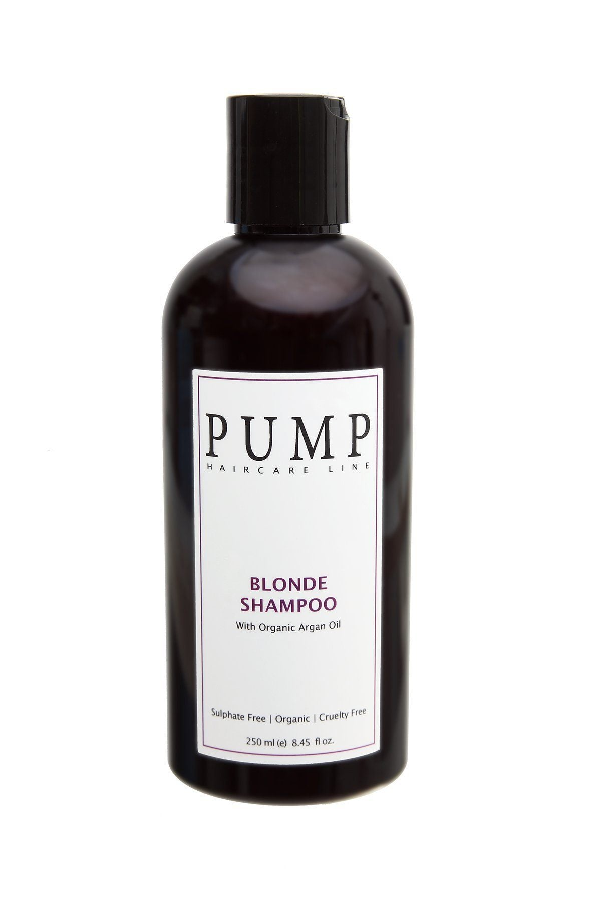 Pump Blonde Shampoo
