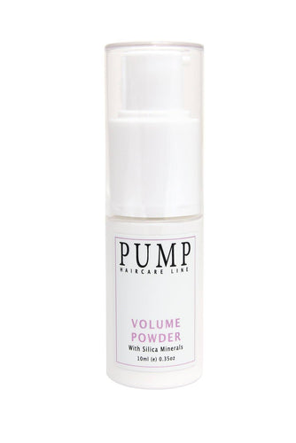 Pump Volume Powder