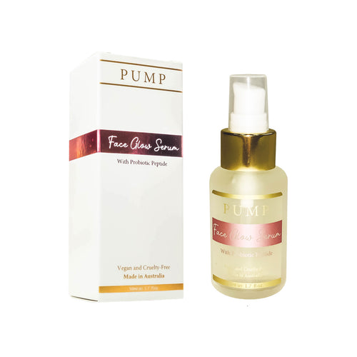 Pump Face Glow Serum