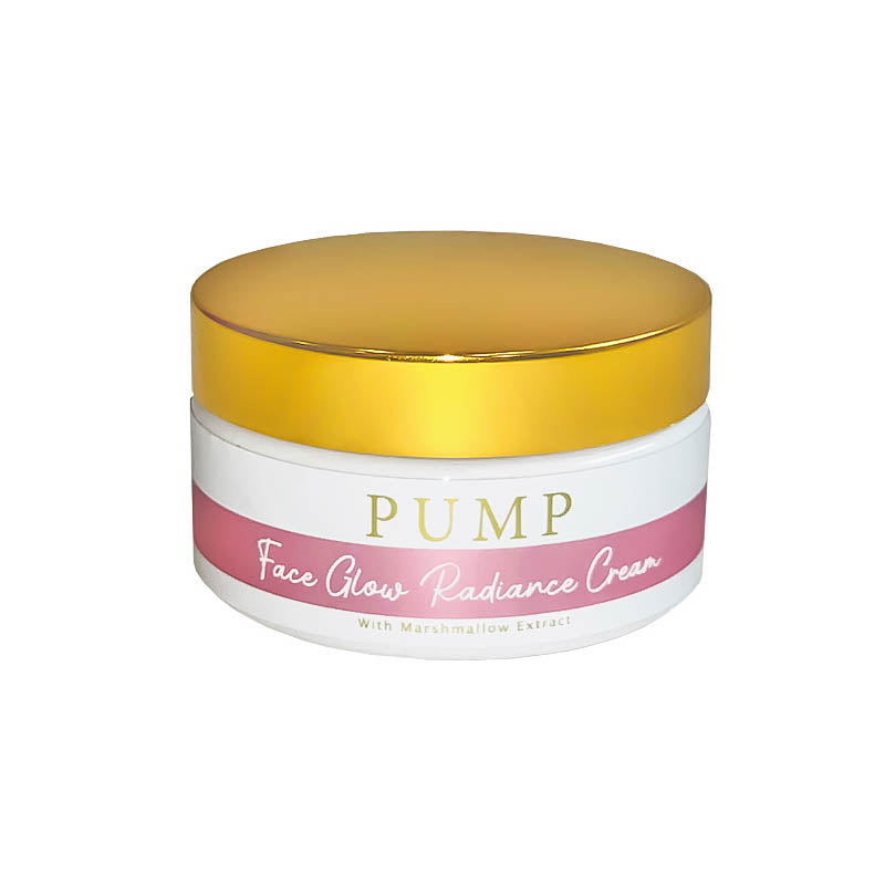 Pump Face Glow Radiance Cream