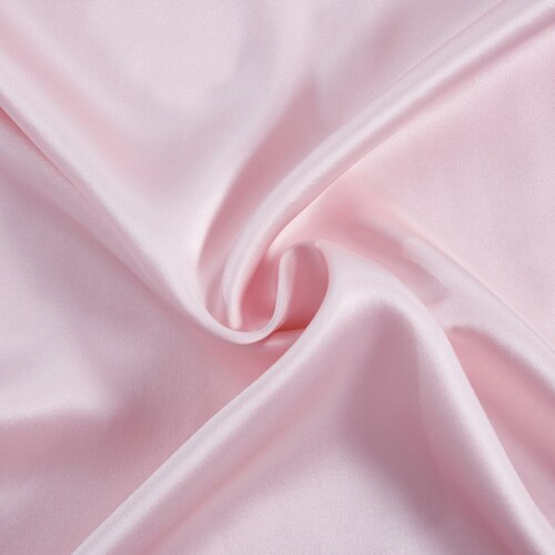 Pump Mulberry Silk Pillow Case Soft Pink