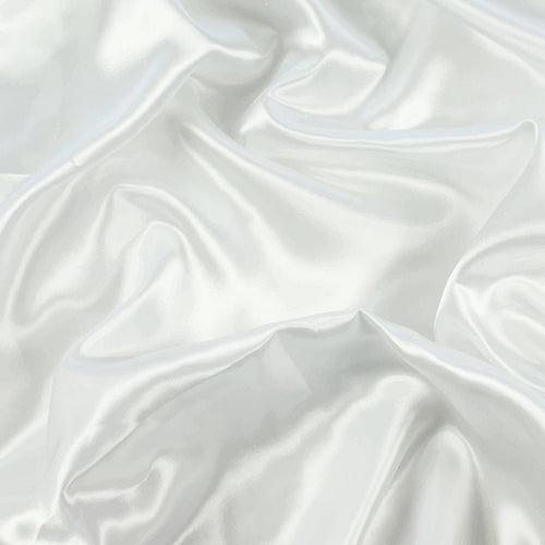 Pump Mulberry Silk Pillow Case White