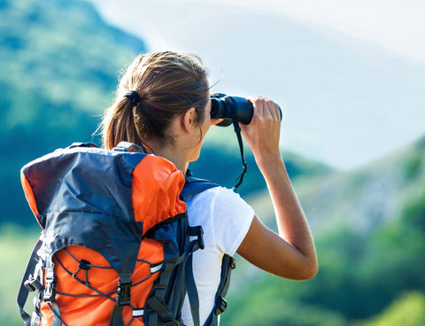 Your birding binoculars can elevate the experience.