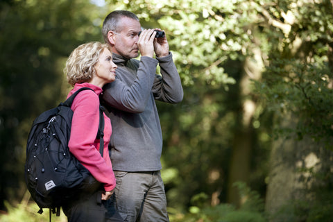 HD binoculars can enhance your birding experience!