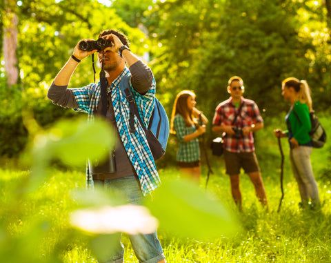 Choose the best binoculars for bird watching