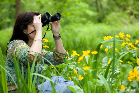 Birding binoculars are not all the same.