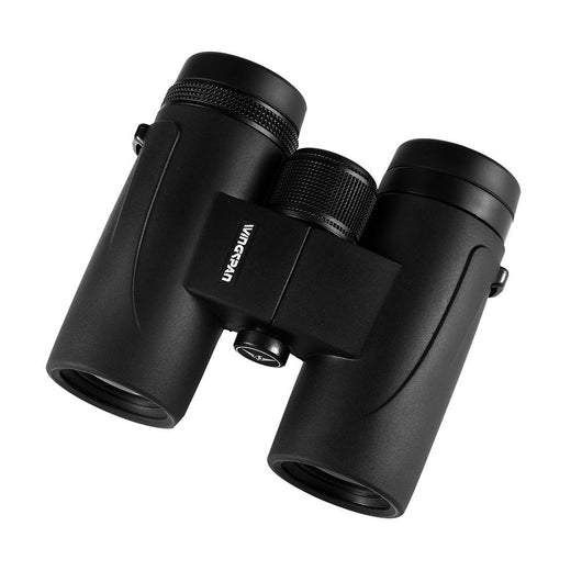 Wingspan Optics WingSpotter HD 8X32 Compact Binoculars for Bird Watching