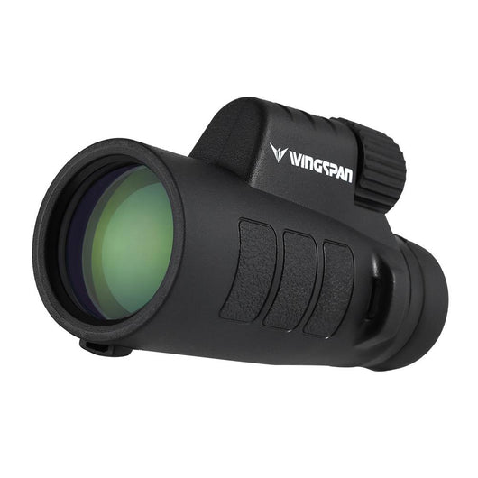 Wingspan Optics Tracker 8X42 Compact Wide View Monocular