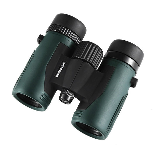 Wingspan Optics NatureSport 8X32 Compact Bird Watching Binoculars. Ultra-Lightweight, Rugged and Durable. Pocket-Size Binoculars for the Nature Lover on the Go - Wingspan Optics