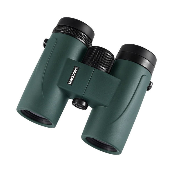 Wingspan Optics GoHawk HD 8X32 Compact Binoculars for Bird Watching - Wingspan Optics
