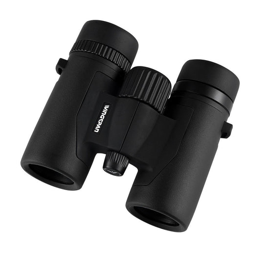 Wingspan Optics FieldView 8X32 Compact Binoculars for Bird Watching. Compact and Light Weight. Waterproof and Fog Proof for all Weather. For Bird Watching, Watching Wildlife, or Sports Games and Concerts. - Wingspan Optics