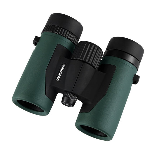Wingspan Optics NatureScout 8X32 Compact Binoculars for Bird Watching. Lightweight and Durable. Bright and Clear Views. Waterproof. Fog Proof. For Bird Watching, Watching Sports Games or Concerts. - Wingspan Optics