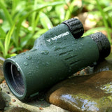 Wingspan Optics Adventure 10X50 Wide View Monocular for Bird Watching - Wingspan Optics