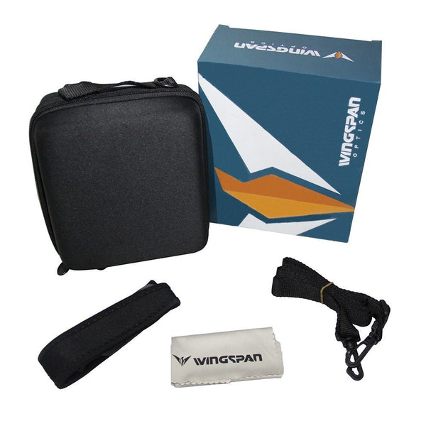 Wingspan Optics Replacement Binoculars Case for Wingspan Optics and Polaris Optics 8X42 Binoculars - Wingspan Optics