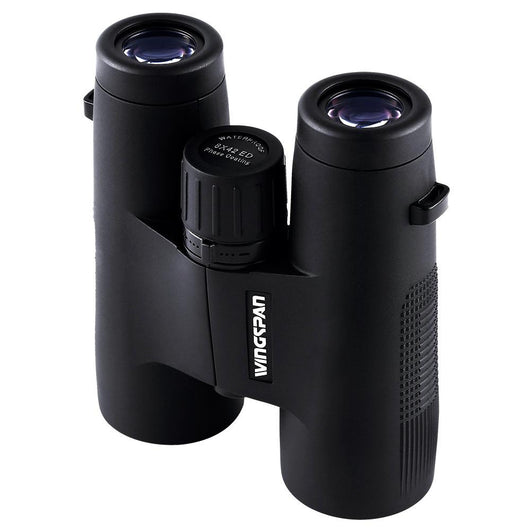 *New! Wingspan Optics SkyBirder Ultra HD 8X42 Binoculars for Bird Watching for Adults with ED Glass