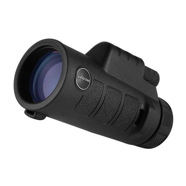 Wingspan Optics Spotter 10X42 Compact Monocular for Bird Watching