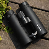 *New! Wingspan Optics Destiny Ultra HD 8x42 ED Glass, Open Bridge Binoculars for Bird Watching