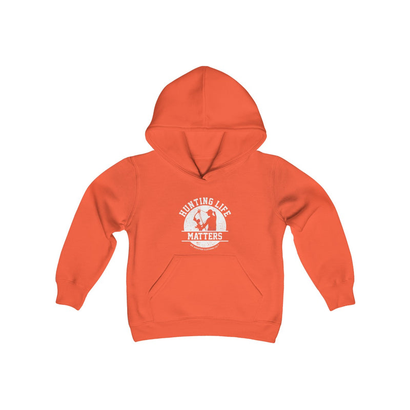 Youth Girls Hunting Life Matters Hoodie - Bow