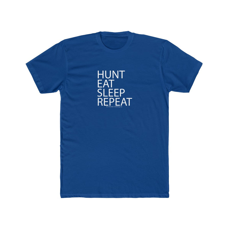 Men's Hunt Eat Sleep Repeat Tee