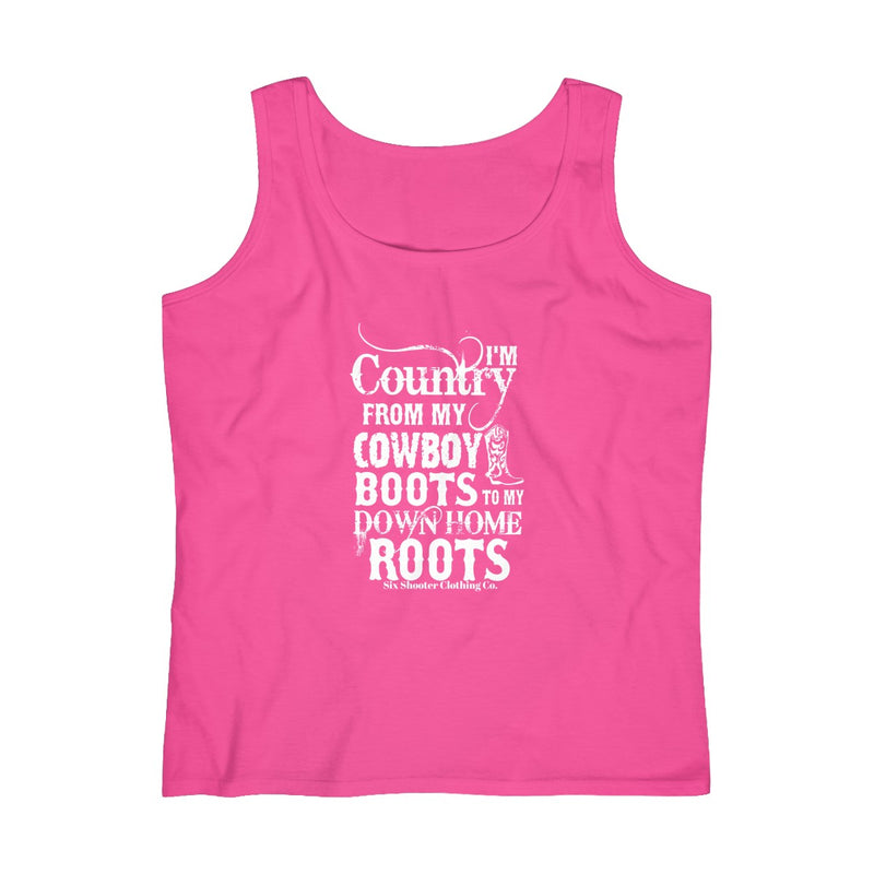 Women's I'm Country Tank