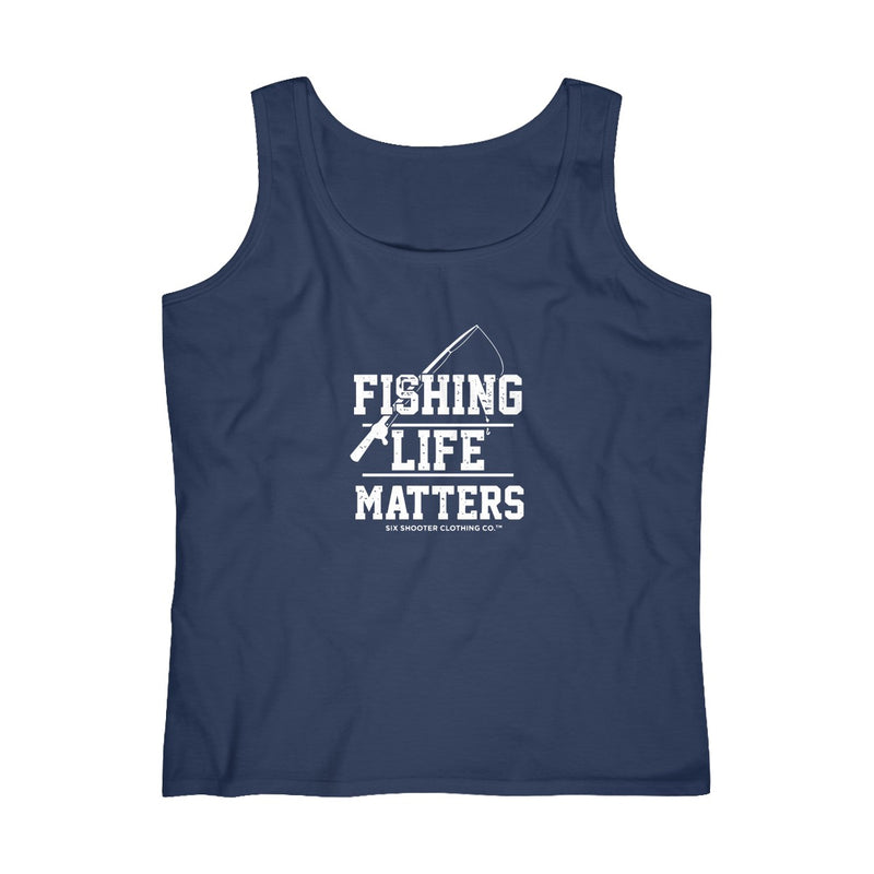 Women's Fishing Life Matters Tank