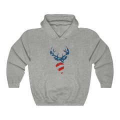 2nd Amendment Flag Hoodie