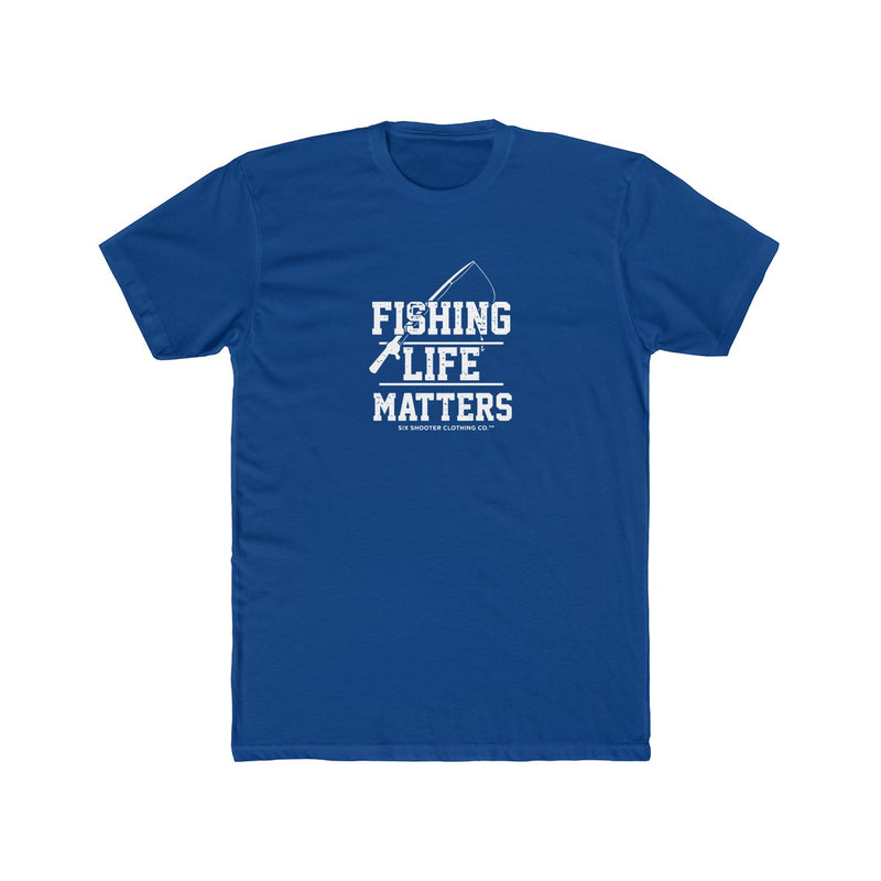 Men's Fishing Life Matters Tee