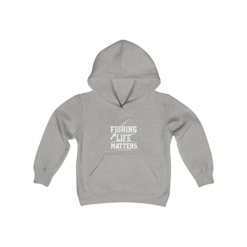 Youth Fishing Life Matters Hoodie