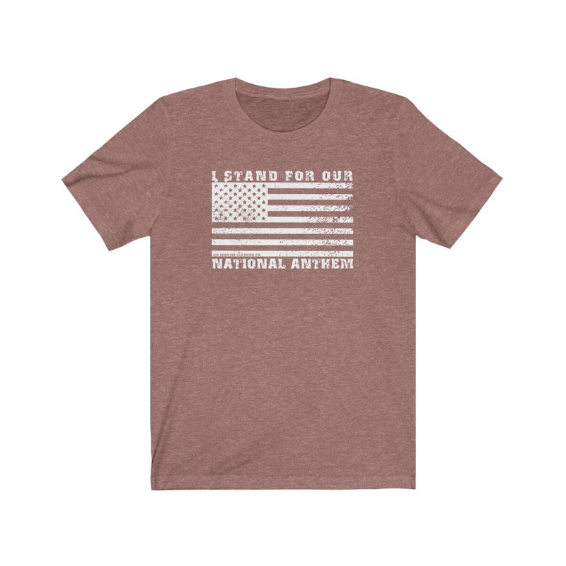 Women's I Stand For Our National Anthem Tee
