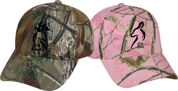 Buck and Doe Couples Hat