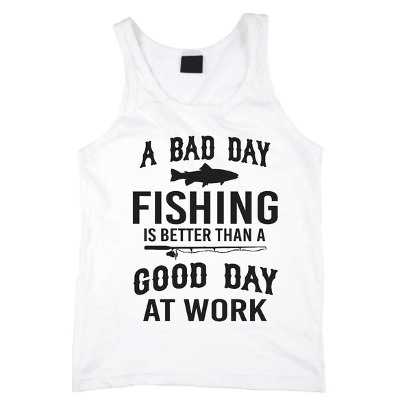 Bad Day Fishing Tank (sizes run big)