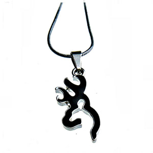 Browning Necklace (black also available)