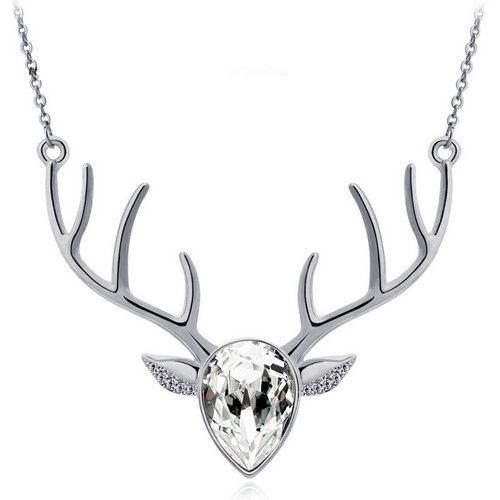 Buck Doe Interlocking Coin Necklaces