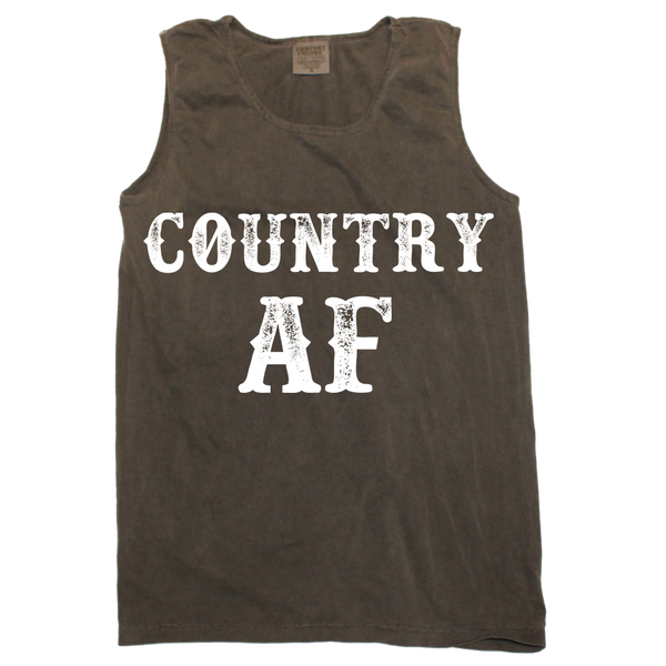 Country AF Tank (sizes run big)
