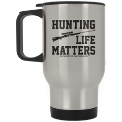 Hunting Life Matters Travel Mug