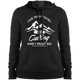 The Mountains are Calling Ladies Sweatshirt