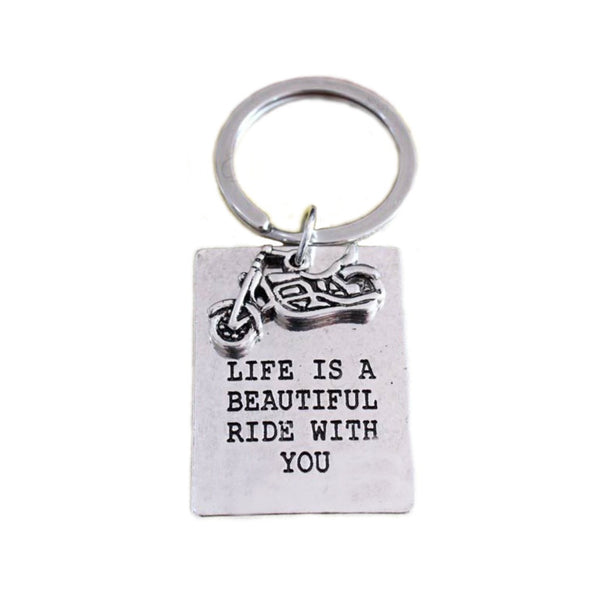 Motorcycle Charm Keychain (ONLY 3 LEFT)