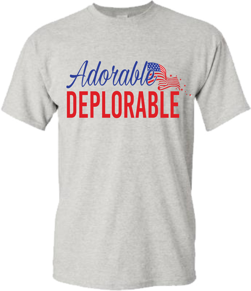 Adorable Deplorable T-Shirt