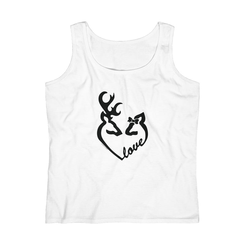 Women's Buck and Doe Love Tank