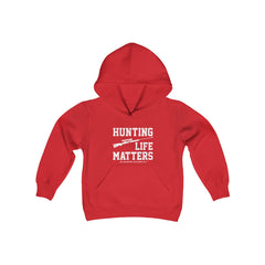 Youth Hunting Life Matters Hoodie