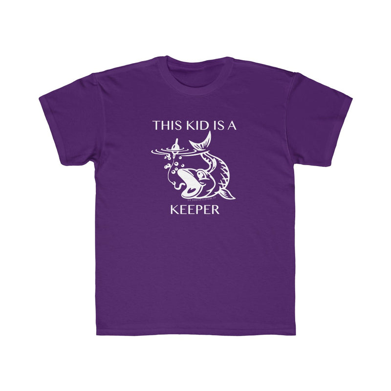 This Kid is a Keeper Youth Tee
